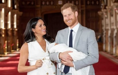 Prince Harry Received His Favorite Baby Gift — and He's Stashing It in a Secret Place for Archie