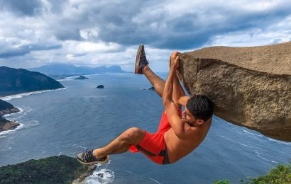 """This """"Cliff"""" in Brazil Makes For the Most INSANE Photo Opps — See For Yourself!"""