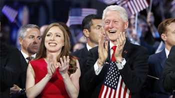Bill and Chelsea Clinton Launch Podcast About Their Foundation