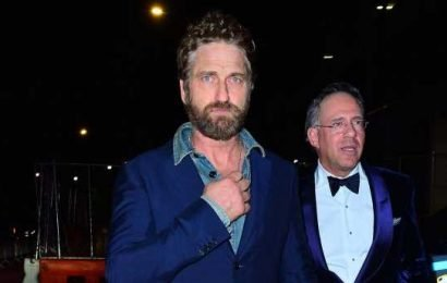 Gerard Butler Skips Met Gala 2019 Red Carpet, Hits Up After Party Instead