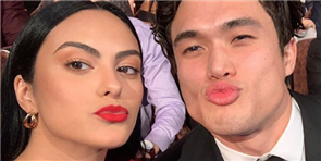 Camila Mendes' Heartfelt Letter to Charles Melton Will Ruin You