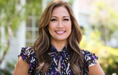 Carrie Ann Inaba Reveals Her Japanese Tattoo Is Spelled Wrong — and Has a Very NSFW Meaning