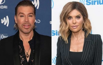 Celeb hairstylist Chaz Dean discusses Lisa Rinna's new 'do