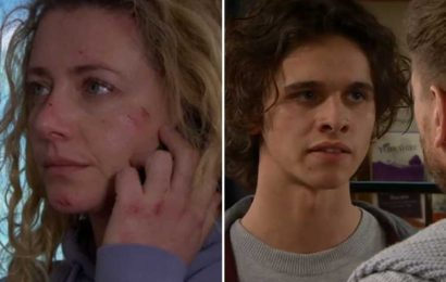 Emmerdale fans convinced Jacob stole Maya's passport in an attempt to flee the country with evil paedo teacher