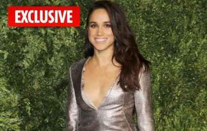 Meghan Markle was messaging The Wanted hunk Max George before she met Prince Harry – The Sun