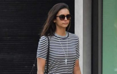 Nina Dobrev Steps Out After Speaking Out Against Abortion Bills