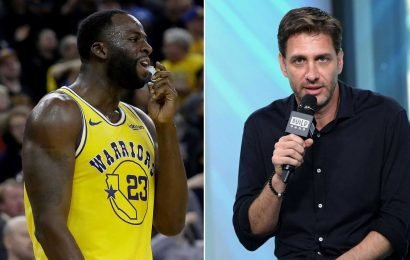 Draymond Green fires back at Mike Greenberg and 'boring ass show'
