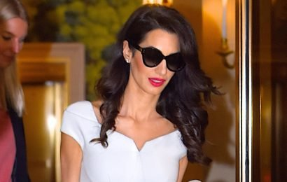 6 Sophisticated Styling Tips We Learned From Amal Clooney's Best Fashion Moments