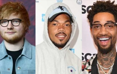 Ed Sheeran, Chance the Rapper, & PnB Rock: 'Cross Me' Stream, Lyrics, & Download – Listen Now!