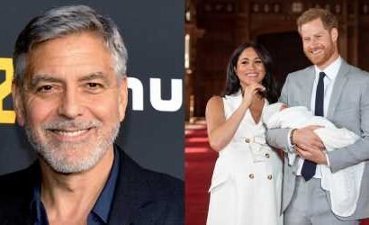 Is George Clooney the Godfather of Meghan Markle & Prince Harry's Newborn Son Archie?