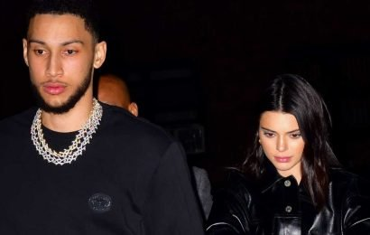 It Finally Happened: Kendall Jenner and Ben Simmons Are O-V-E-R