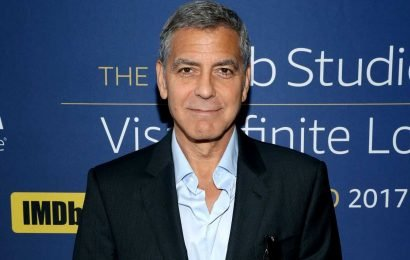 George Clooney Addresses Rumors He's the Godfather of Meghan Markle and Prince Harry's Son Archie