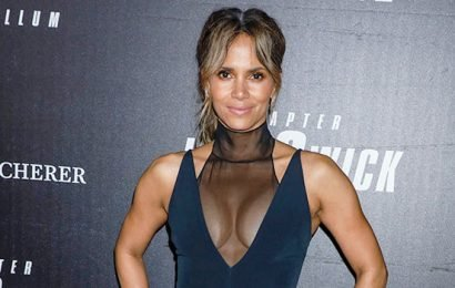 Halle Berry, Victoria Beckham & More Celebs Over 40 Looking Half Their Age In Sheer Looks