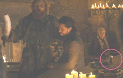Did You Spot the Starbucks Cup in 'Game of Thrones' Last Night?