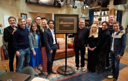 A Tearful Goodbye! The Big Bang Theory Cast Films Their Final Episode