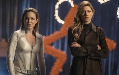 Legends of Tomorrow Boss Confirms [Spoiler]'s Exit, Breaks Down Crossover Tease and Season 5's Big Bad