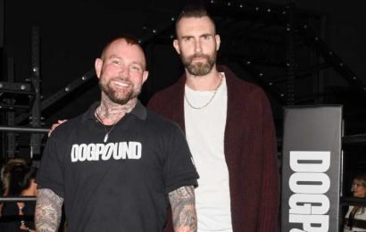 Adam Levine Celebrates Dogpound Opening – He's an Investor!