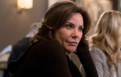 Luann de Lesseps ordered back to jail for probation violation