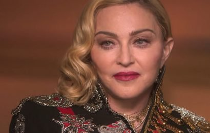 Madonna Emotionally Sends a Message to the LGBTQ Community: 'Never Give Up Hope' – Watch!