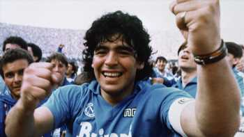 Cannes Film Review: 'Diego Maradona'