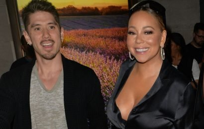 Mariah Carey Is All Smiles With Boyfriend Bryan Tanaka While Bringing 'Caution Tour' to London!