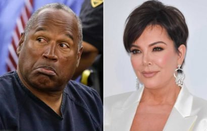 O.J. Simpson bragged about steamy 'hot-tub hookup' with Kris Jenner