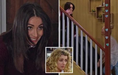 Emmerdale viewers convinced evil paedo Maya has been killed and her body hidden in a suitcase by Leyla