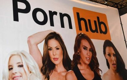 Danish shot-putter turned politician places election ad on Pornhub