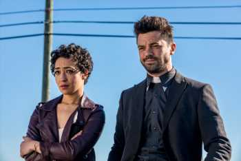 TV News Roundup: AMC's 'Preacher' Reveals First Images From Final Season