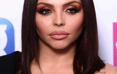 Little Mix's Jesy Nelson debuts new platinum blonde hair in sexy snap