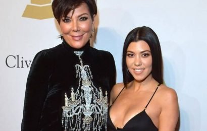 Watch the Kardashians and More Stars Read Hilarious Texts From Their Moms