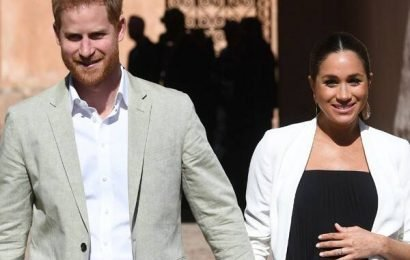 Prince Harry Cancels Trip Amid Meghan Markle's Royal Baby Watch