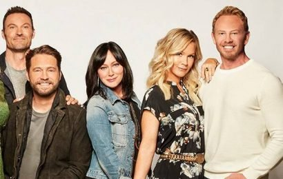 Everything the 90210 Cast Has to Spoof in the Reunion