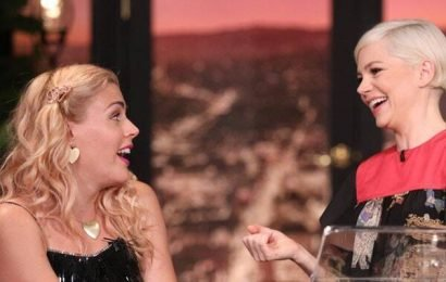 Busy Philipps Brought to Tears by Michelle Williams & More Celeb BFFs on Busy Tonight's Finale