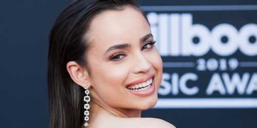 Sofia Carson Dishes On How She Sent Hundreds Of Demos To People That Were Never Listened To