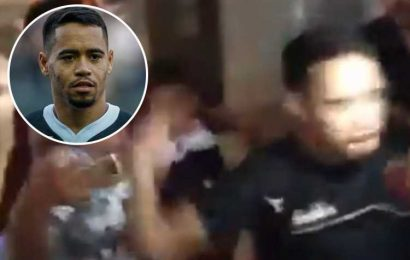 Vasco da Gama star Yago Pikachu lashes out and punches fan at airport