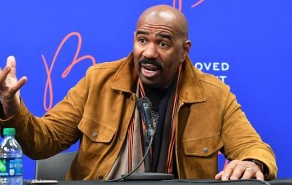 Steve Harvey Show Is Canceled Because Host Is Too Cheap