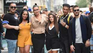 The Situation Gets Visit From 'Jersey Shore' Castmates In Prison As They Film Season 3 Of 'Family Vacation'