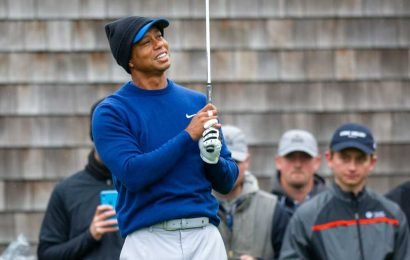 The main Tiger Woods worry does not look legit in PGA Championship tuneup