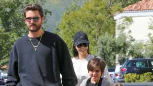 22 Times Scott Disick & Kourtney Kardashian Proved They're The Ultimate Co-Parents
