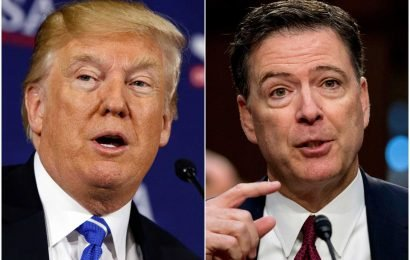 FBI's spying campaign against Trump yet another reason to probe Comey
