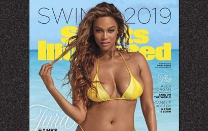 Tyra Banks Comes Out of Retirement for 2019 Sports Illustrated Swimsuit Cover