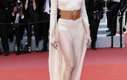 Amber Heard in Claes Iversen at the Cannes Film Festival: terrible or okay?