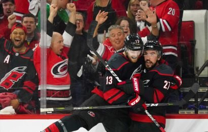 Opinion: Hurricanes keep finding a way as they go up 3-0 on Islanders in second round