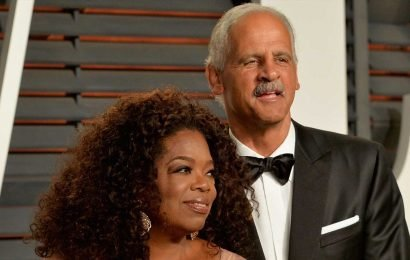 Stedman Graham explains why being with Oprah isn't hard: 'I want the best for her'