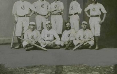150 years ago, 12 men in Cincinnati took a chance on baseball and changed the world