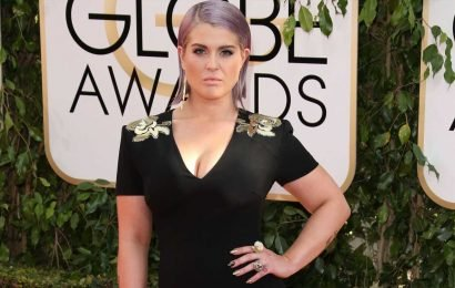 Kelly Osbourne on sobriety: 'I didn't think I could do anything if I wasn't drunk or high'