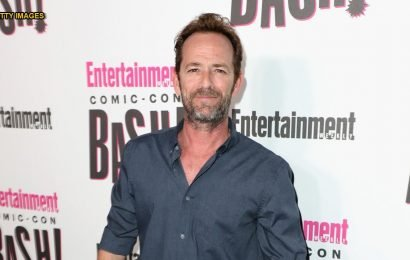 Luke Perry was buried in eco-friendly 'mushroom burial suit,' late actor's daughter says