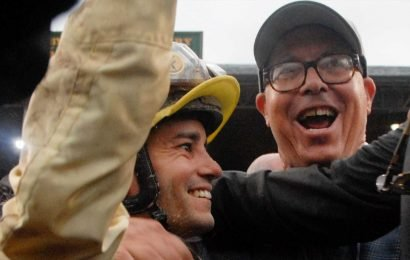 Two jockeys had a dream come true at the Kentucky Derby. One turned into a nightmare