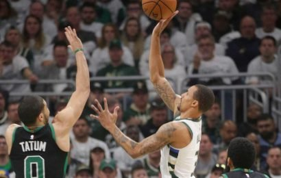 Bucks' deep bench could be difference against Raptors in Eastern Conference Finals